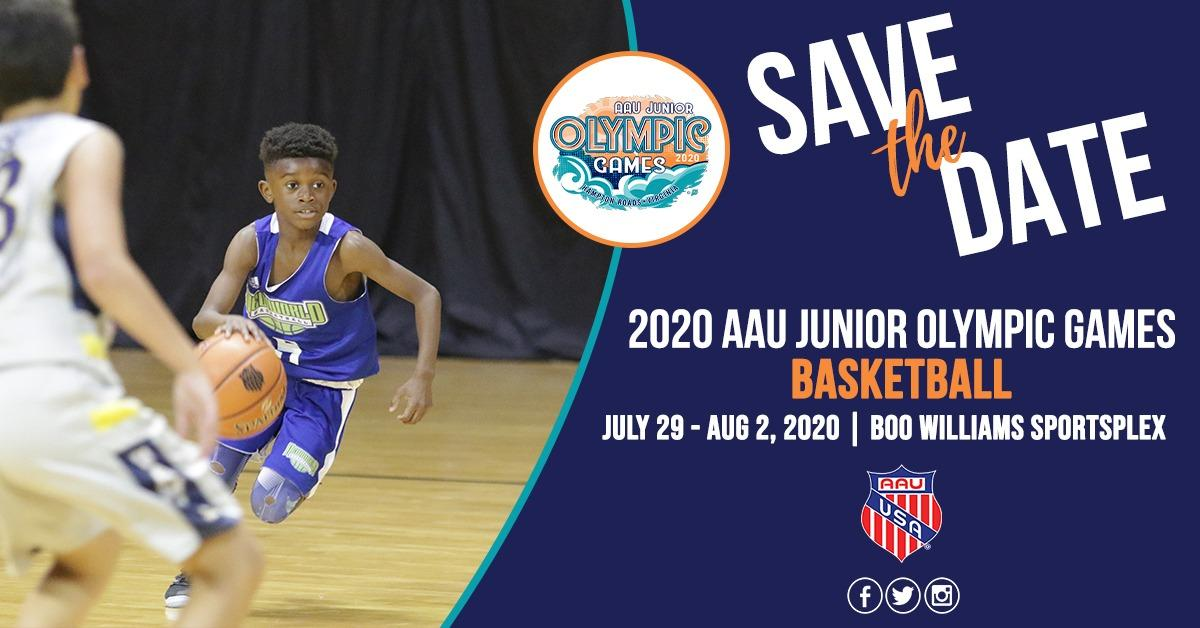 Basketball 2020 AAU Junior Olympic Games