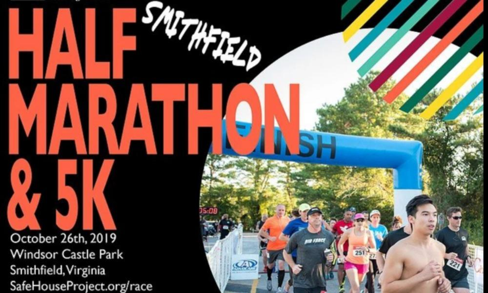 Safe House Project Half Marathon & 5K
