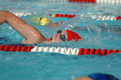 2010 AAU Junior Olympic Games - Swimming