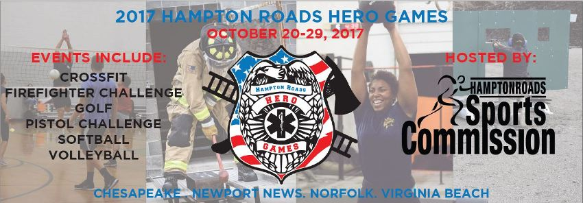 2017 Hampton Roads Hero Games