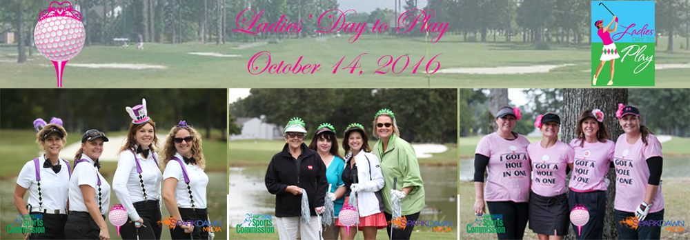 The Second-Annual Ladies' Day to Play Golf Tournament