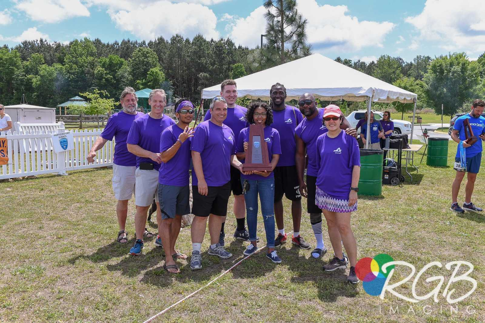 2019 Hampton Roads Corporate Challenge Served Over 4,000 Meals and Saved Over 100 Lives