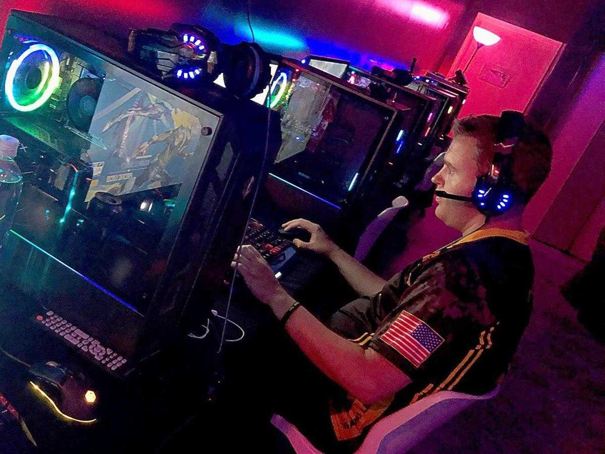 'The biggest sport you've never heard of': Hampton Roads business trains league of esports competitors