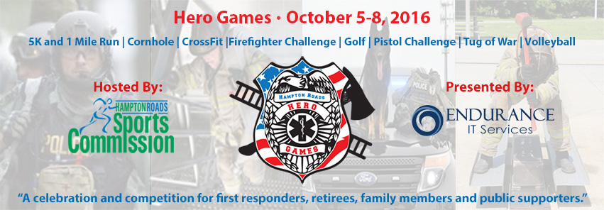 Hurry and Sign Up for the Hero Games Golf Tournament and 5K Run