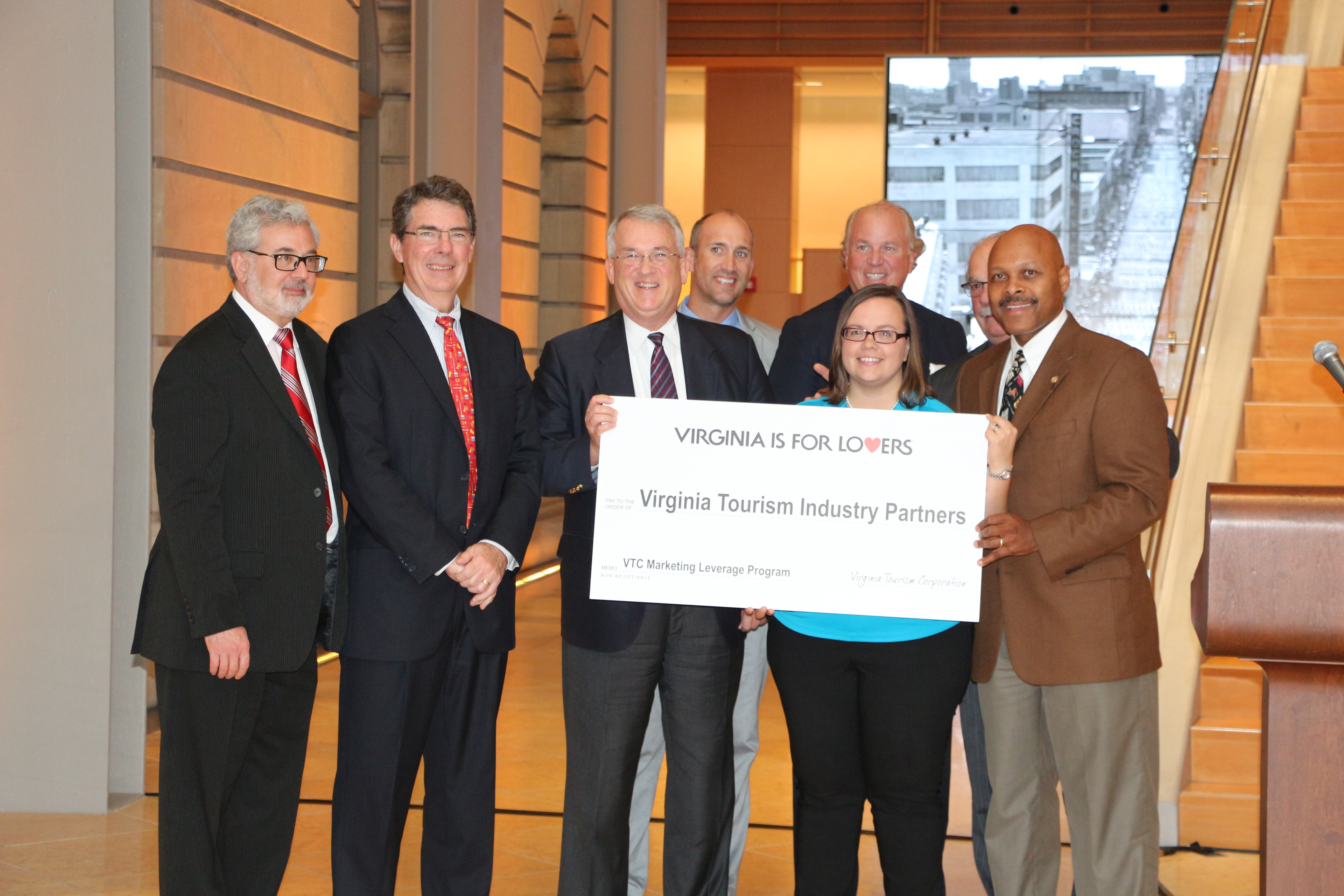Hampton Roads Sports Commission Receives VTC Grant