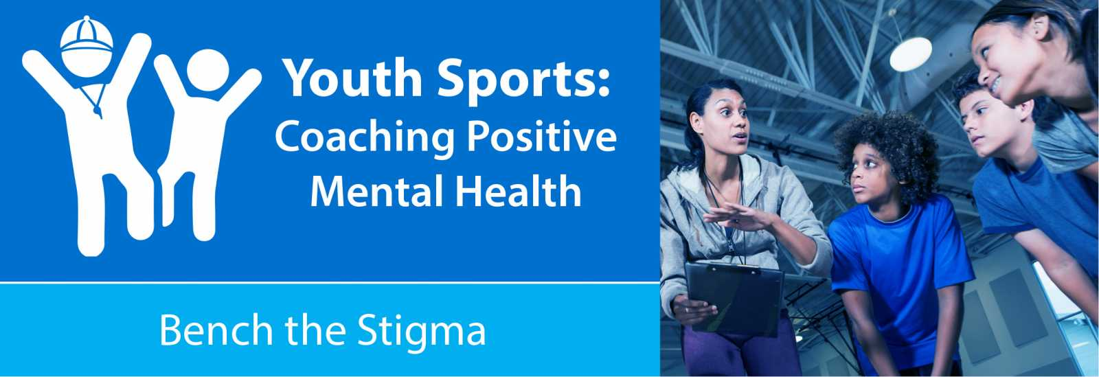 """Bench the Stigma"" Forum Continues Focus on Mental Health in Youth Sports"