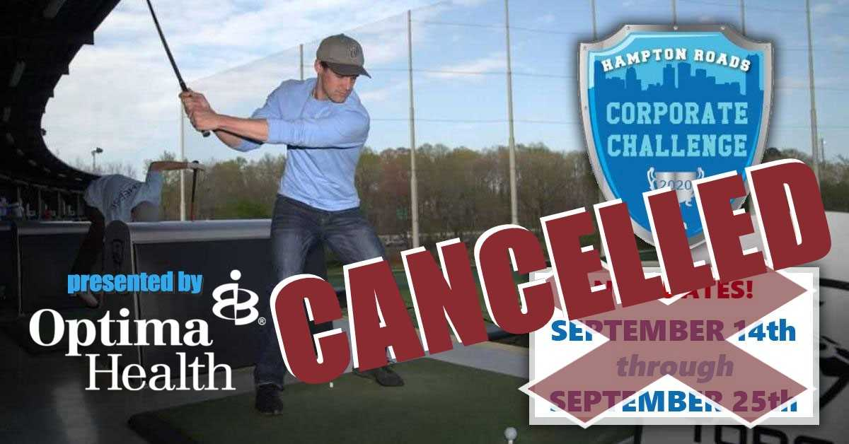 2020 HRSC Corporate Challenge Cancelled
