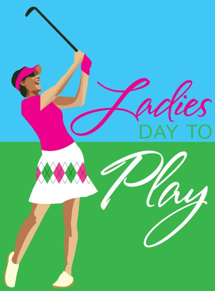 ATTENTION LADY GOLFERS