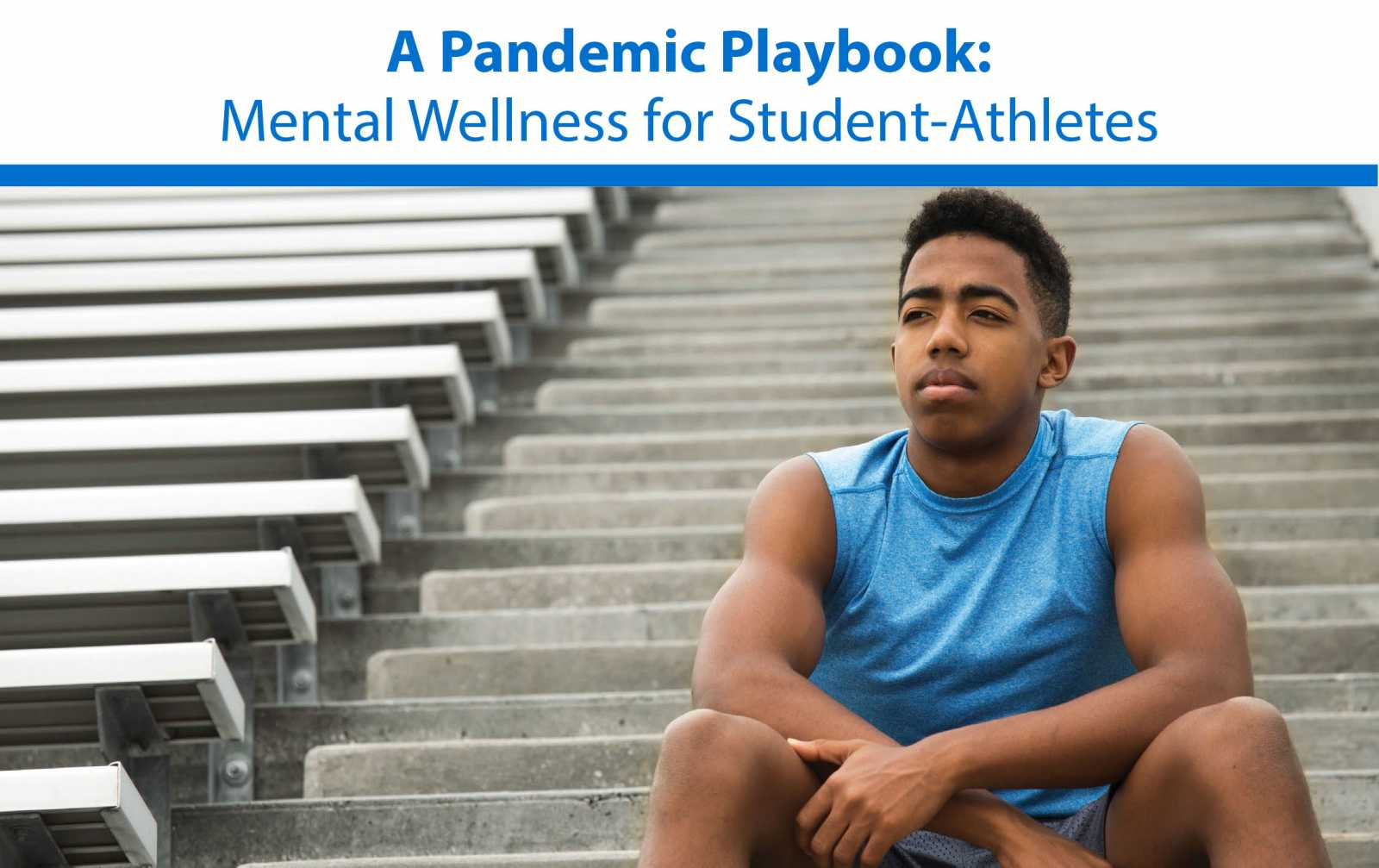 Mental Wellness Virtual Forum for Student-Athletes Set For Oct. 27