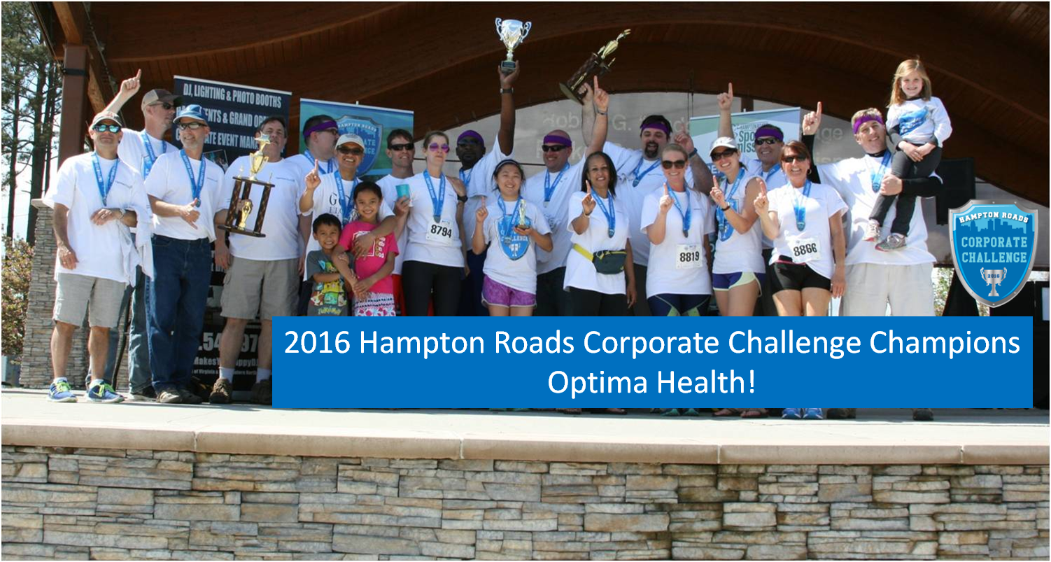 First-Ever Hampton Roads Corporate Challenge Is a Big Hit for the Region