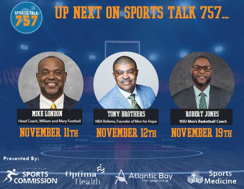Local Football, Basketball Take Center Stage in November SportsTalk 757