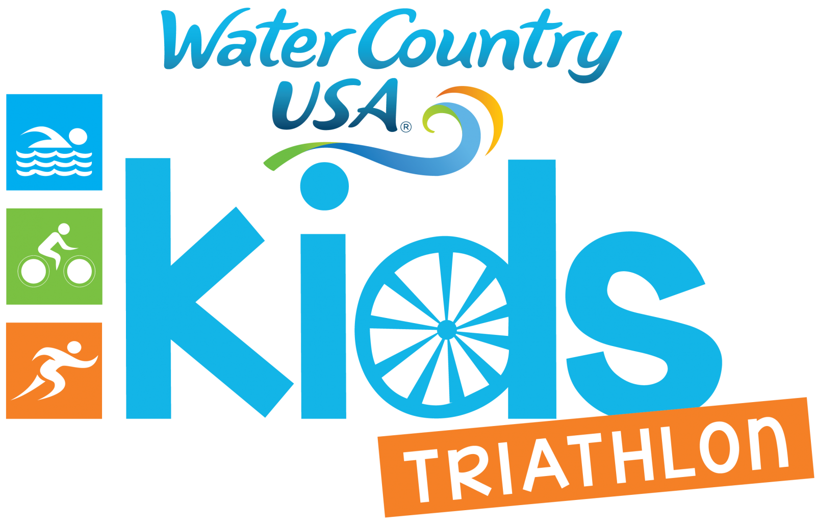 Hampton Roads Sports Commission Announces Water Country USA® Kids Triathlon