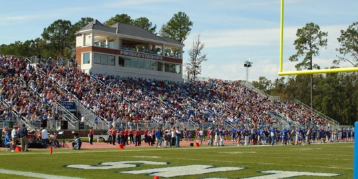 POMOCO Stadium, Christopher Newport University