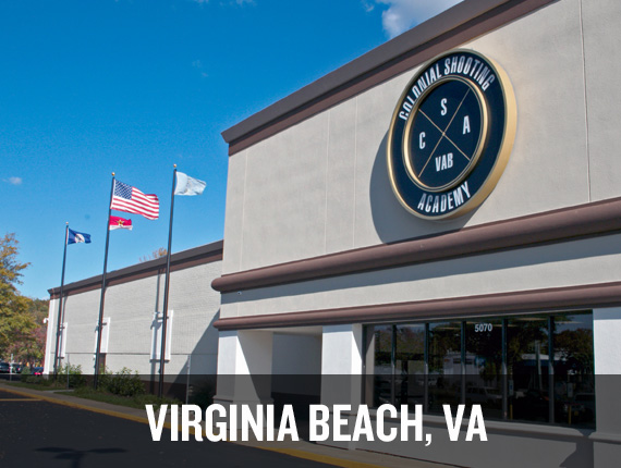 Colonial Shooting Academy - Virginia Beach